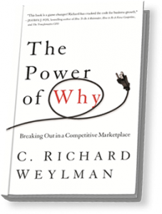 Image of The Power of Why book cover
